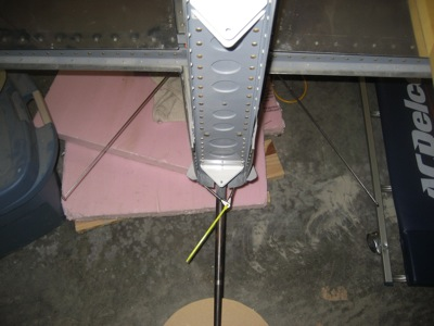 VOR antenna | Matt's RV-7 Project